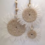Wholesale Boho and Rustic Home Decor - Wall Hanging Shells - Australia