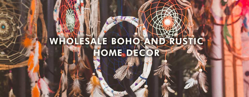 Wholesale Boho and Rustic Home Decor - Australia